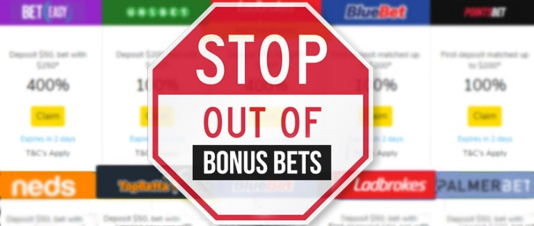 Signup Bonus Bet Advertising Banned in Australia