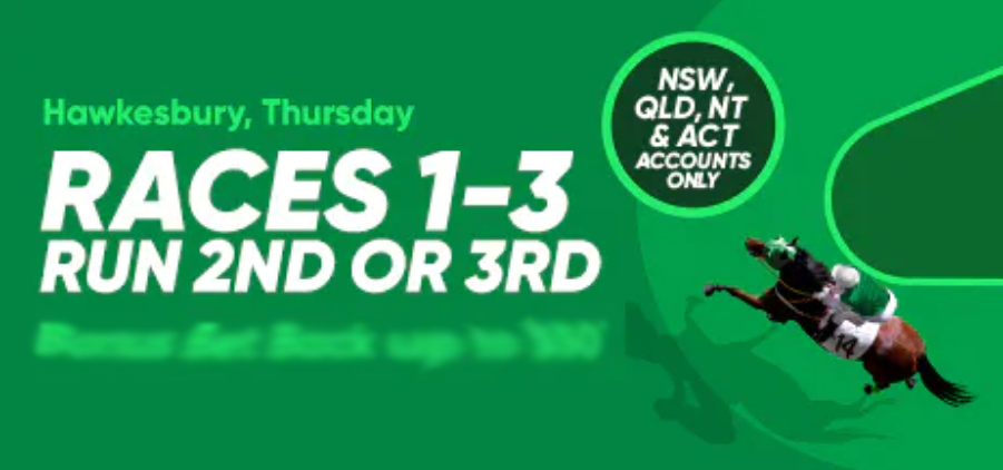 Unibet Bonus Bets for 2nd or 3rd